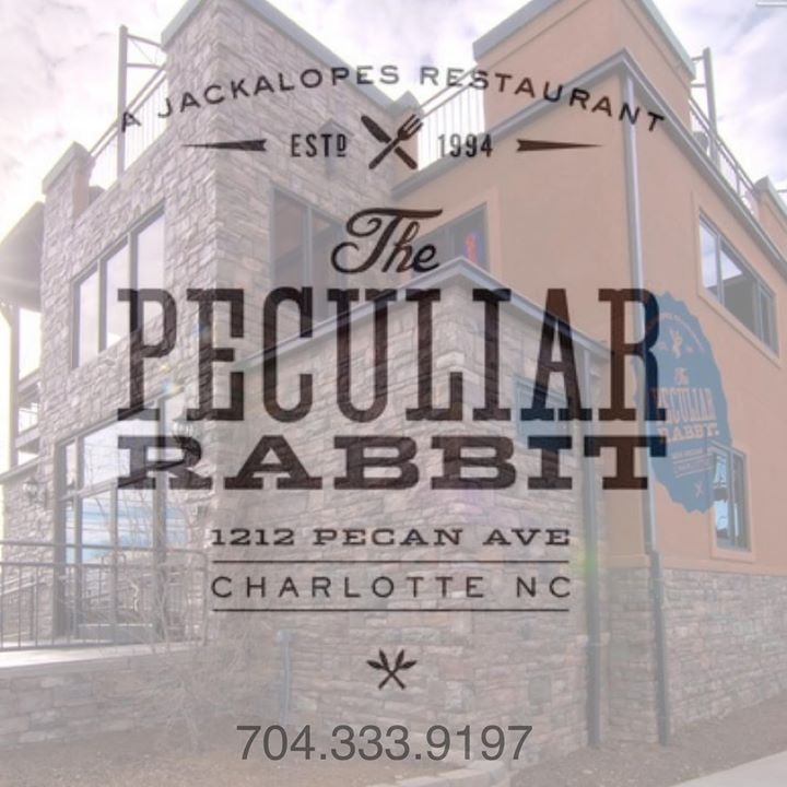 Network charlotte meet greet at peculiar rabbit the the on march 7th network charlotte will host a member meet greet at jackalope jacks in plaza midwood a long time favorite destination for food m4hsunfo